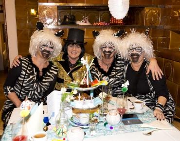 Teekränzle 2017 Zirkus